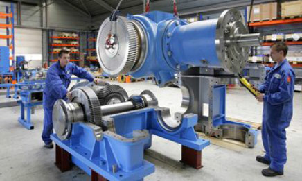 Sale and refurbishment of clutches and GEARBOXES
